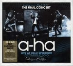 A-HA - Ending On A High Note The Final Concert /cd+dvd/ CD