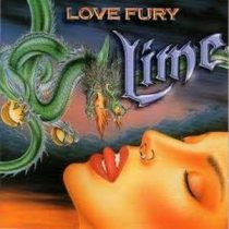 LIME - Love Fury CD