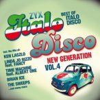 VÁLOGATÁS - ZYX Italo Disco New Generation vol.4. / 2cd / CD