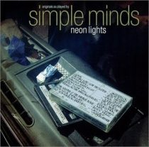 SIMPLE MINDS - Neon Lights CD