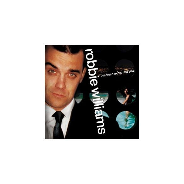 ROBBIE WILLIAMS - I've Been Expecting You CD