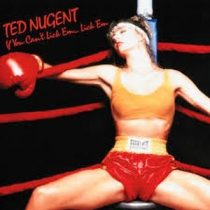 TED NUGENT - If You Can't Lick CD
