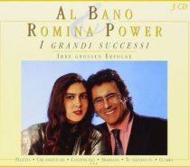 AL BANO & ROMINA POWER - I Grandi Successi Best Of / 3cd / CD
