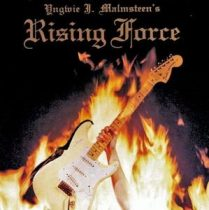 YNGWIE MALMSTEEN - Rising Force CD