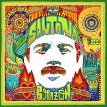 SANTANA - Corazon CD