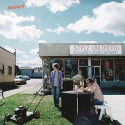MGMT - MGMT CD