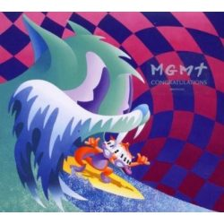 MGMT - Congratulations CD