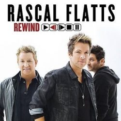 RASCAL FLATTS - Rewind CD