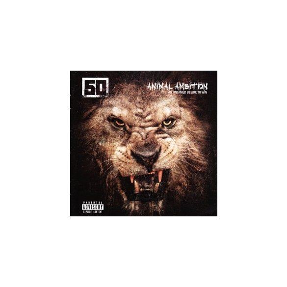 50 CENT - Animal Ambition CD