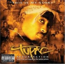 2 PAC - Resurrection CD