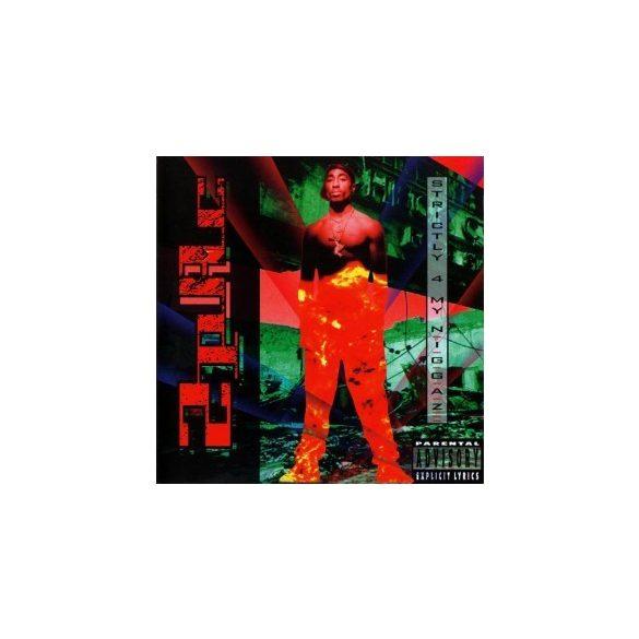 2 PAC - Strictly 4 My Niggaz CD