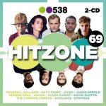 VÁLOGATÁS - Hitzone 69 / 2cd / CD
