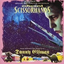 FILMZENE - Edward Scissorhands CD
