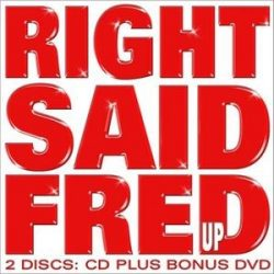 RIGHT SAID FRED - Up /limited cd+dvd/ CD