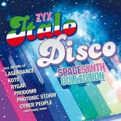 VÁLOGATÁS - ZYX Italo Disco Spacesynth Collection / 2cd / CD