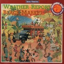WEATHER REPORT - Black Market CD