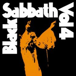 BLACK SABBATH - Vol. IV. CD