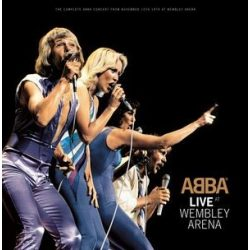 ABBA - Live At Wembley / 2cd / CD