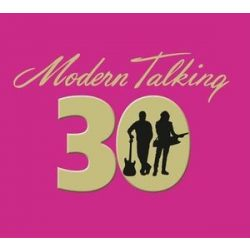 MODERN TALKING - 30 /digipack 2cd / CD
