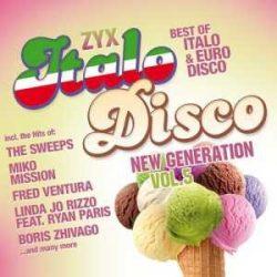 VÁLOGATÁS - ZYX Italo Disco New Generation vol.5. / 2cd / CD
