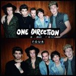 ONE DIRECTION - Four CD