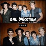 ONE DIRECTION - Four /+poster/ CD