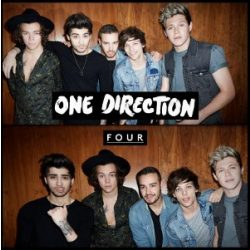 ONE DIRECTION - Four / +postcards / CD