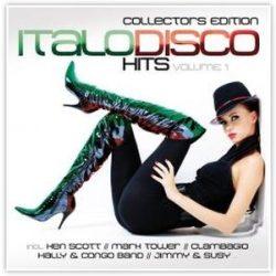 VÁLOGATÁS - Italo Disco Hits vol.1. / collector edition / CD