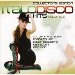 VÁLOGATÁS - Italo Disco Hits vol.2. / collector edition / CD