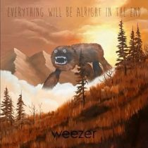 WEEZER - Everything Will Be Alright CD
