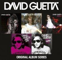 DAVID GUETTA - Original Album Series /5cd/ CD