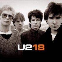 U2 - 18 Singles CD