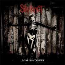 SLIPKNOT - 5. The Gray Chapter CD