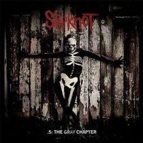 SLIPKNOT - 5. The Gray Chapter /deluxe/ CD