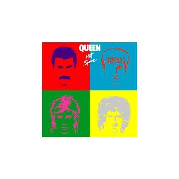 QUEEN - Hot Space /deluxe 2cd/ CD
