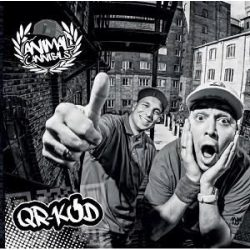 ANIMAL CANNIBALS - QR Kód CD