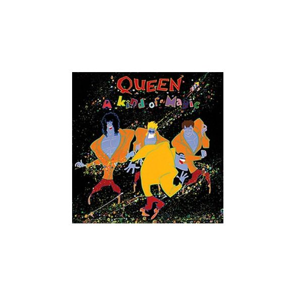 QUEEN - A Kind Of Magic /deluxe 2cd/ CD