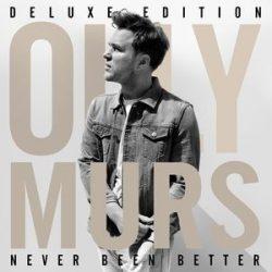 OLLY MURS - Never Been Better /deluxe cd+dvd/ CD