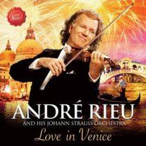 ANDRE RIEU - Love In Venice / cd+dvd / CD