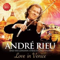 ANDRE RIEU - Love In Venice / cd+dvd / CD