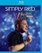 SIMPLY RED - Live At Montreux 2003 / blu-ray / BRD