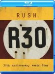 RUSH - R30 30th Anniversary World Tour / blu-ray / BRD