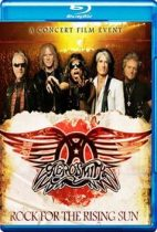 AEROSMITH - Rock For The Rising Sun / blu-ray / BRD
