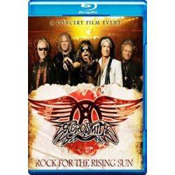AEROSMITH - Rock For The Rising Sun / blu-ray / BRD