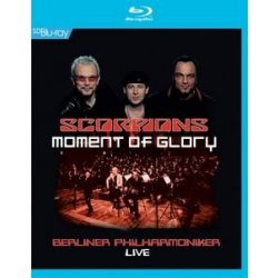 SCORPIONS - Moment Of Glory /blu-ray/ BRD