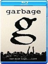 GARBAGE - One Mile High Live / blu-ray / BRD