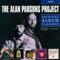 ALAN PARSON'S PROJECT - Original Album Classics / 5cd / CD