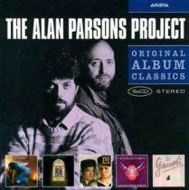 ALAN PARSON'S PROJECT - Original Album Classics / 5cd / CD