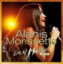 ALANIS MORISSETTE - Live At Montreux 2012 CD