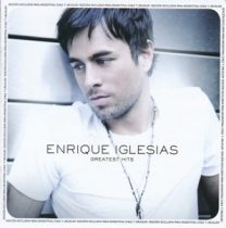 ENRIQUE IGLESIAS - Greatest Hits CD